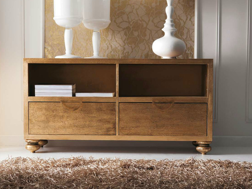 Wooden sideboard KEOPE by CorteZari
