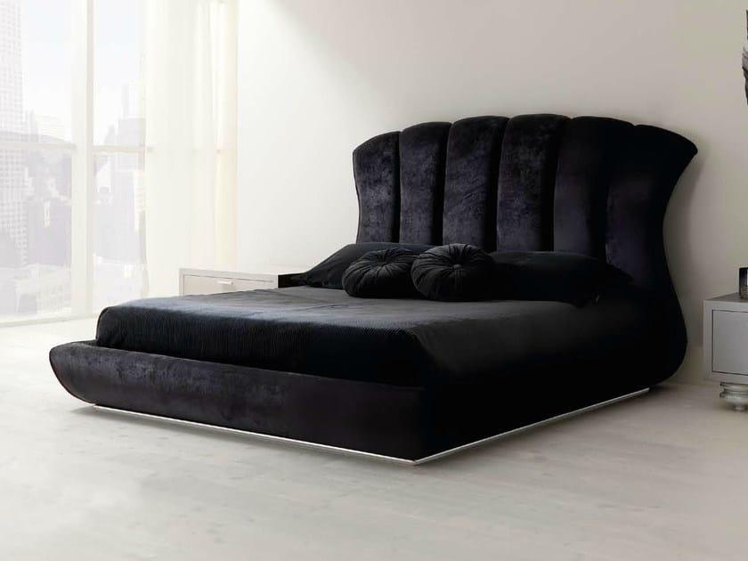 Fabric double bed LEON by CorteZari