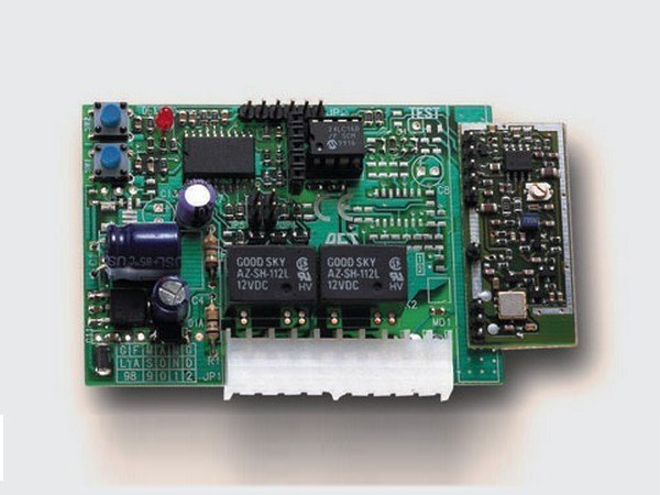 Two-channel receiver CLONIX 2/2048 by Bft