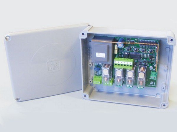 Four-channel rolling-code receiver CLONIX 4 RTE by Bft