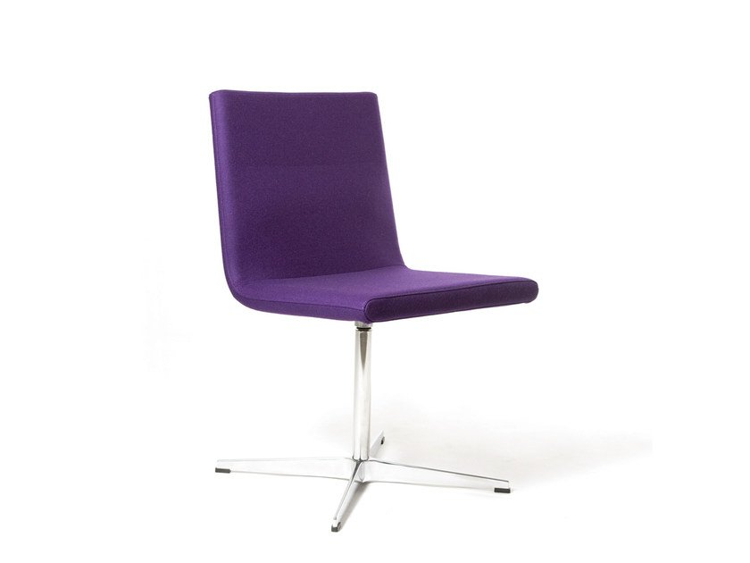 Chair with 4-spoke base BASSO M | Chair by Inno