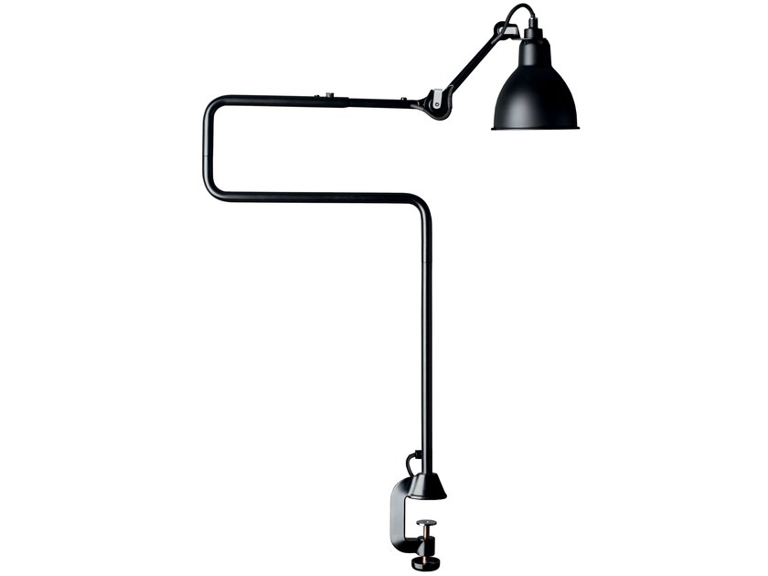 Adjustable steel table lamp N°211/311 | Table lamp by DCW éditions