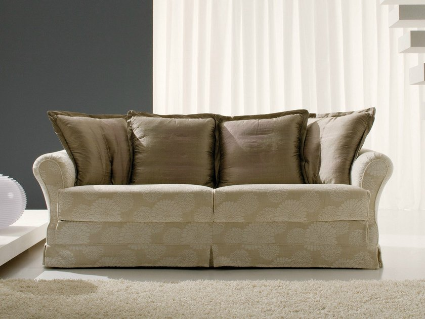2 seater sofa bed DOLCENUVOLA by Bodema