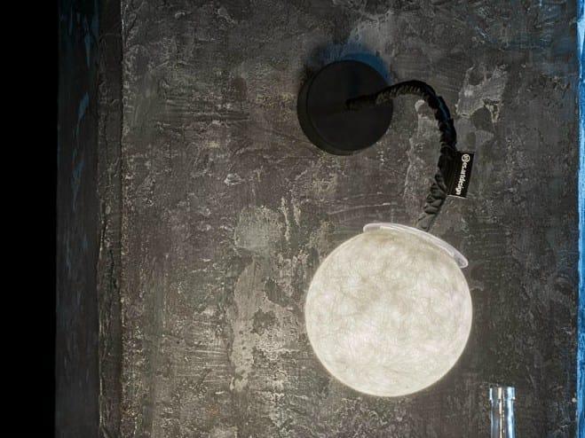 Nebulite® wall light MICRO LUNA | Wall light by In-es.artdesign