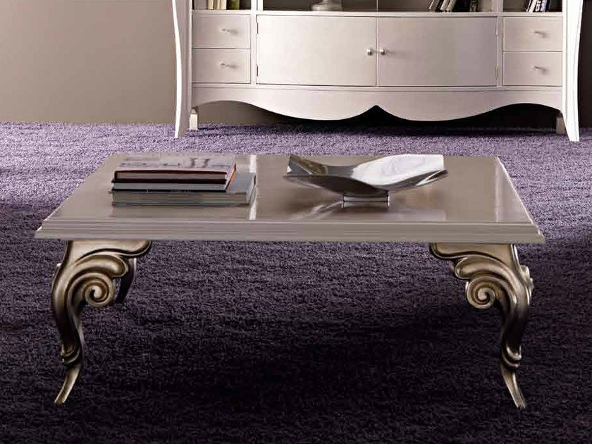 Low coffee table for living room ANTARES by CorteZari