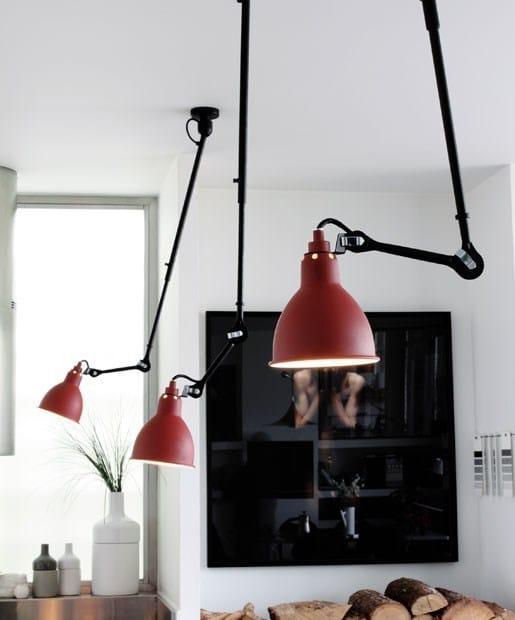 Da Flessibile Lampada Soffitto Braccio Con N°302 Orientabile I76vybfmYg