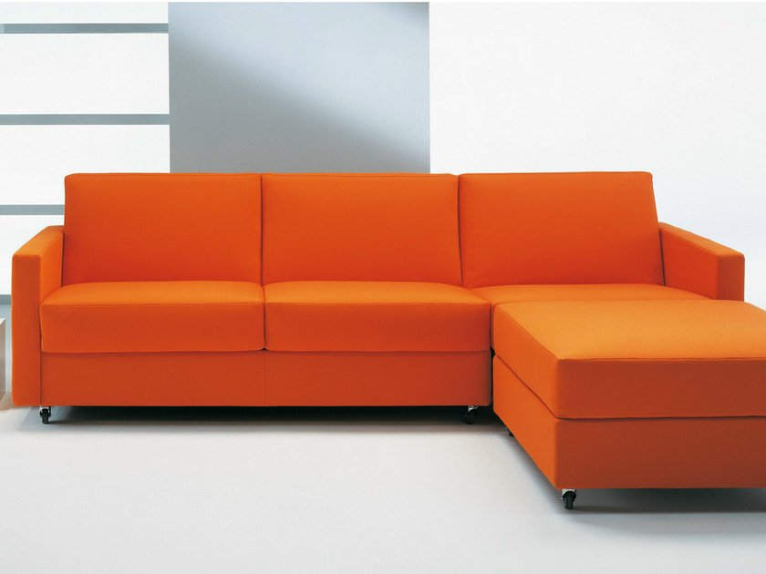 Sectional convertible sofa bed MAESTRO | Sectional sofa by Bodema