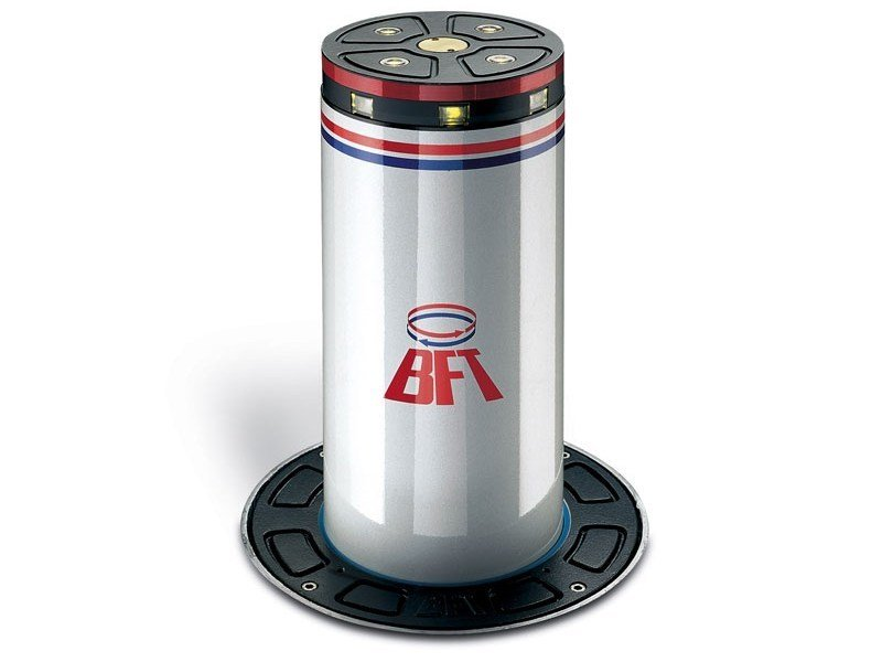 Cylindrical electric bollard STOPPY by Bft