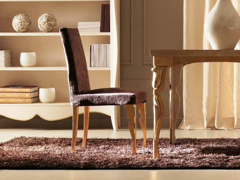 Upholstered chair ERIKA by CorteZari