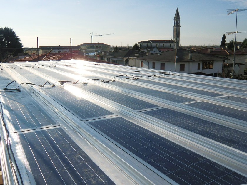 Photovoltaic module DRYTEC® SOLAR FLEX DIAMANTE by CENTROMETAL