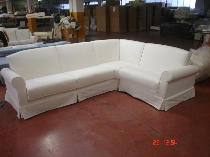 Sectional corner sofa bed PRINCE | Corner sofa bed by Bodema