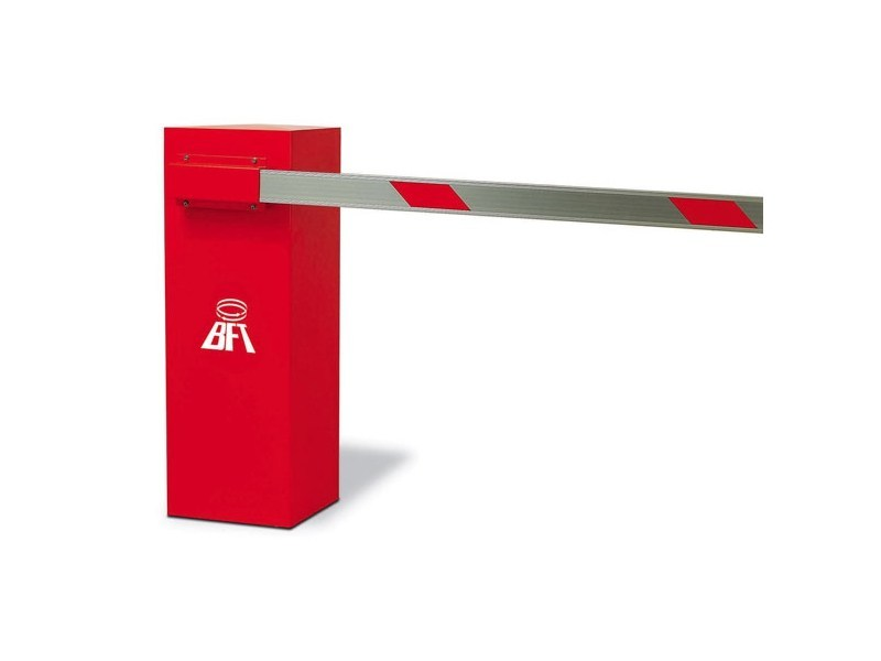 Automatic barrier BGV by Bft