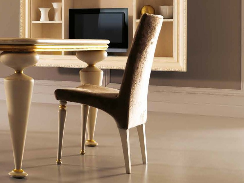 Upholstered chair ORIONE by CorteZari