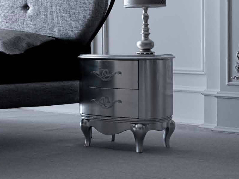 Bedside table with drawers ROMEO by CorteZari