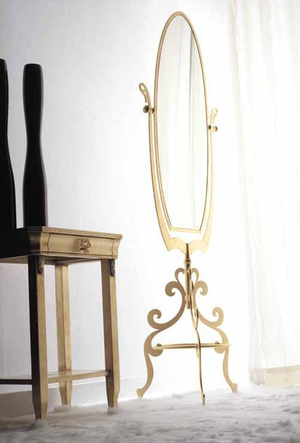 Freestanding cheval mirror ESTER by CorteZari