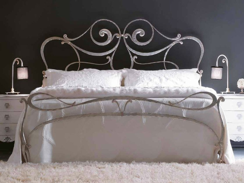 Double bed ESTER by CorteZari
