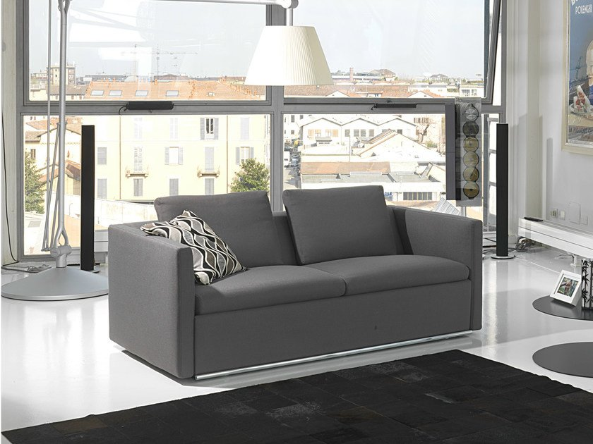 Convertible 2 seater sofa bed SWING | Sofa bed by Bodema