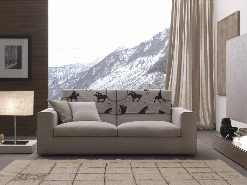 2 seater sofa WAVE | 2 seater sofa by Bodema