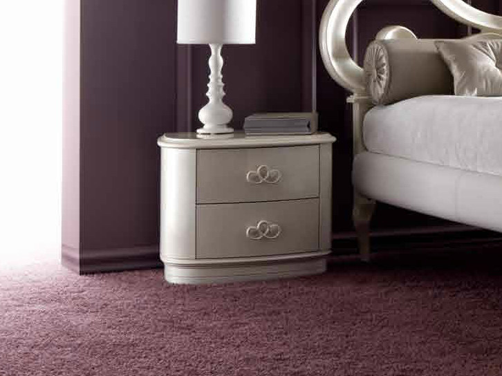 Bedside table with drawers GIUSY by CorteZari