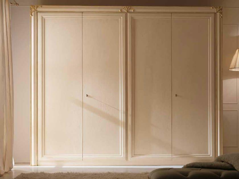 Wooden wardrobe CLARA by CorteZari