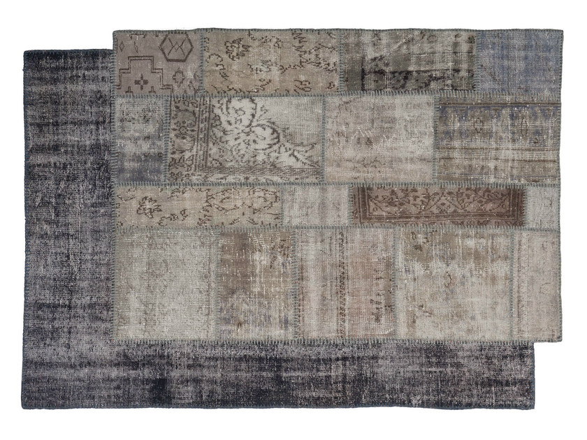 Handmade rectangular rug ONLY YOU | Rug by Sirecom Tappeti