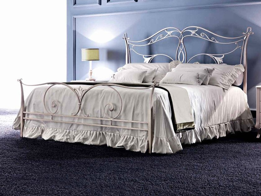 Double bed CAMELOT V by CorteZari