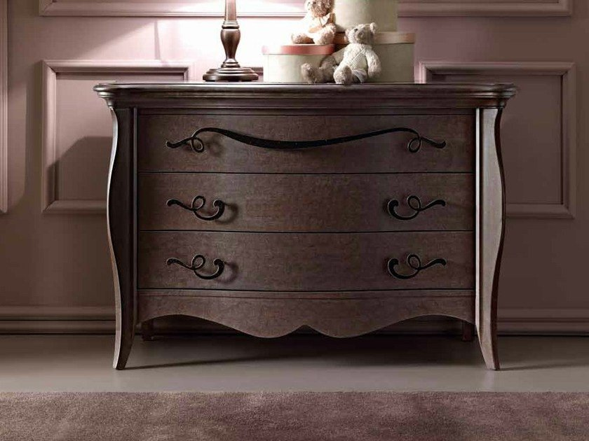 Chest of drawers SOFIA | Classic style chest of drawers by CorteZari