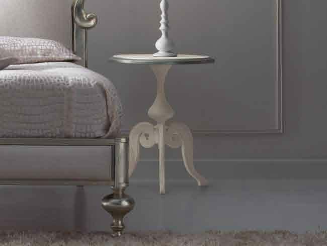 Round bedside table SOFIA by CorteZari