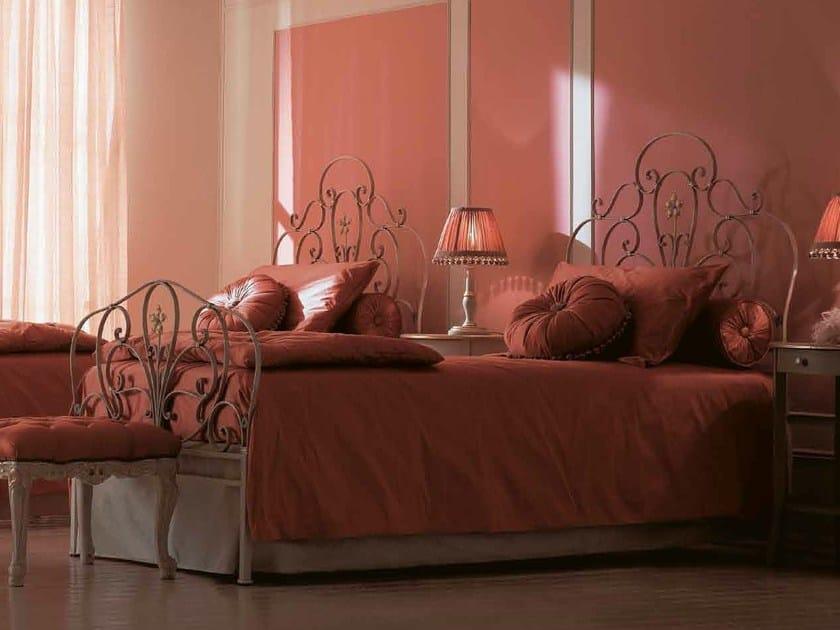 Single bed RONDÒ by CorteZari