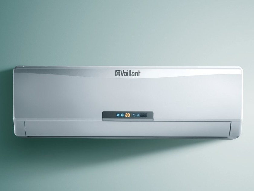 Wall mounted split air conditioner climaVAIR VAI 6 by VAILLANT