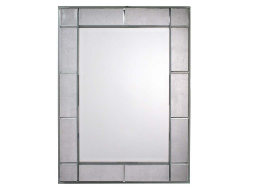 Framed rectangular mirror MERCURE by Veronese