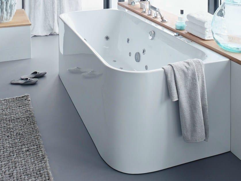 HAPPY D.2 | Freestanding bathtub By Duravit design Sieger Design