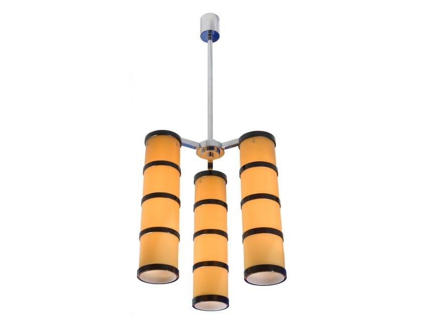 Murano glass pendant lamp MURENE | Pendant lamp by Veronese