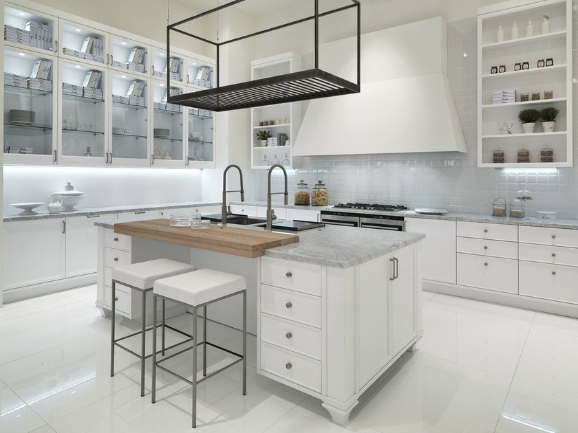 AVENUE | Cucina con isola By Aster Cucine S.p.A.