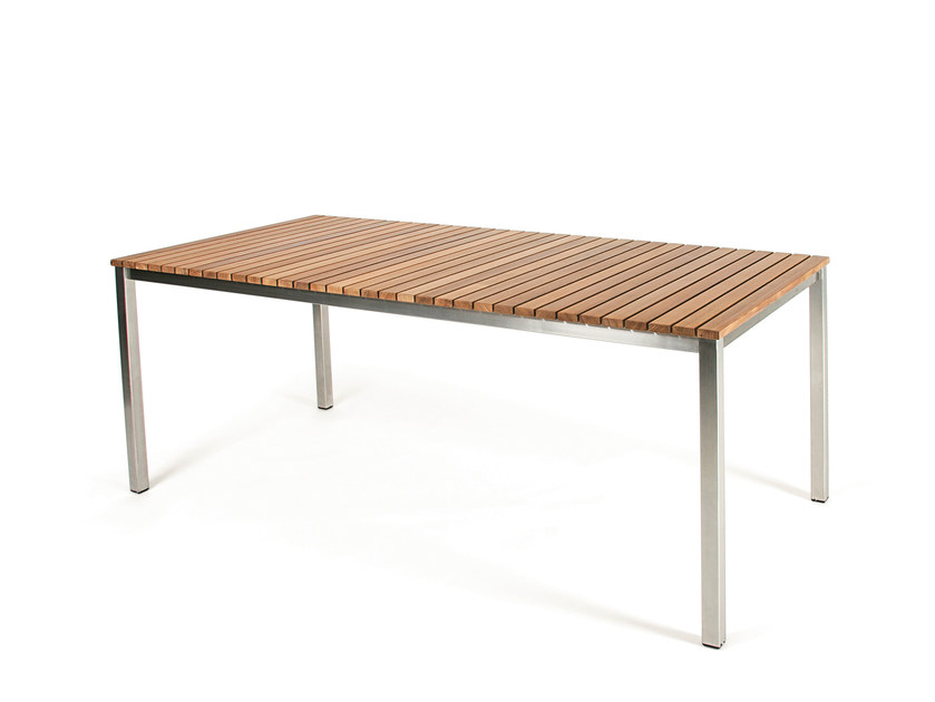 Rectangular high table HÄRINGE | High table by Skargaarden