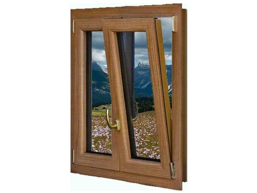 PVC top-hung window PVC window by GBA PLASTIK