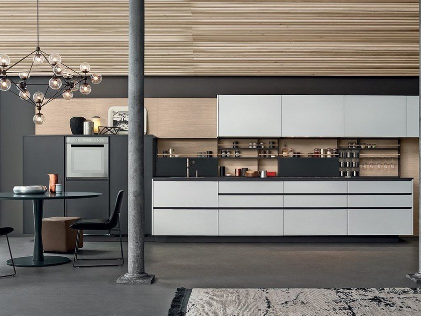 fitted kitchen my planet by poliform - Poliform Kitchen