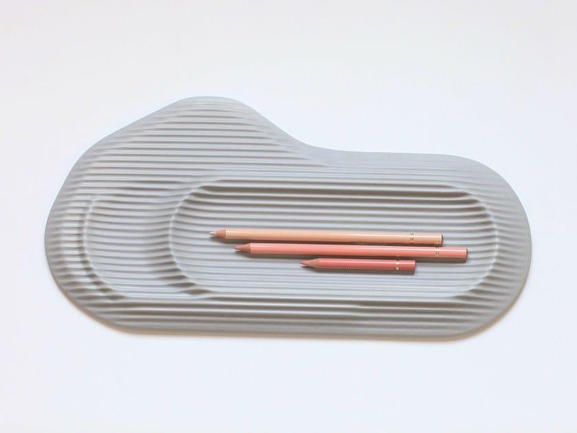 Ceramic pen holder CERAMIC FEELD by Moustache