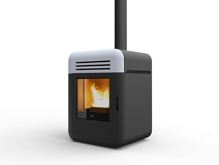 Pellet stove THEMA By MCZ GROUP design Emo Design