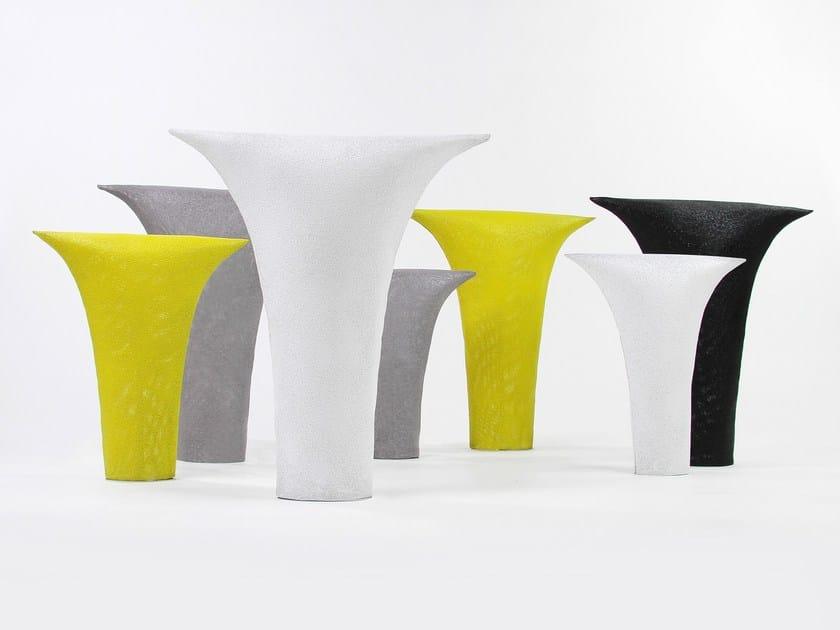 Lampada da tavolo in silicone MUU by arturo alvarez