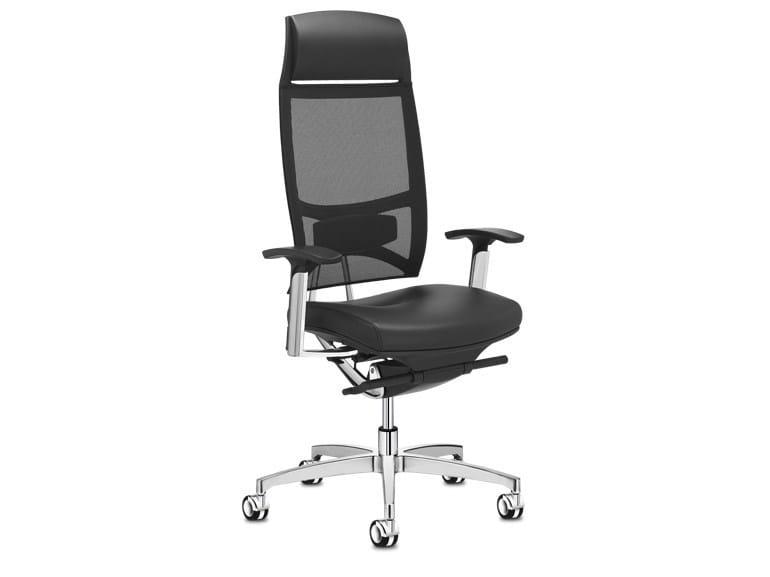 High-back executive chair SPIRIT AIR | Executive chair by SitLand