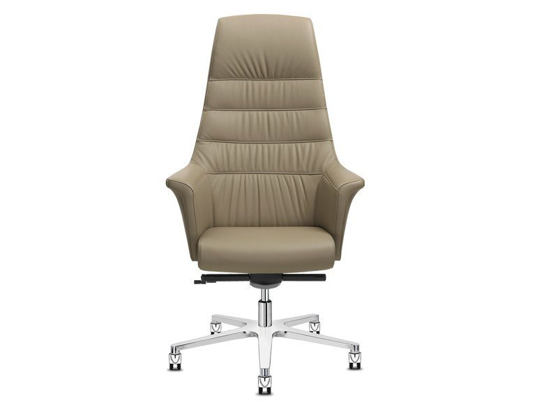 Executive chair with 5-spoke base OF COURSE | Executive chair by SitLand
