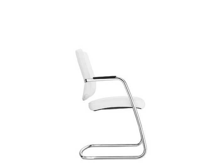 Cantilever reception chair GUEST | Cantilever chair by SitLand