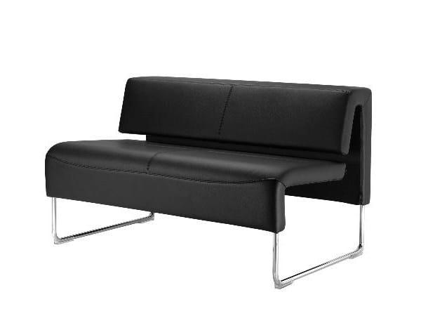 Polyurethane sofa PATH | Sofa by SitLand