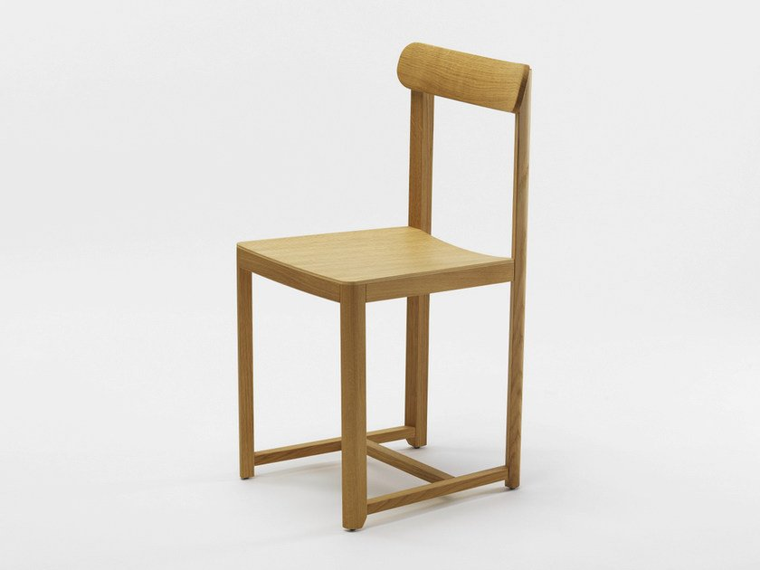 Wooden chair SELERI | Chair by Zilio A&C