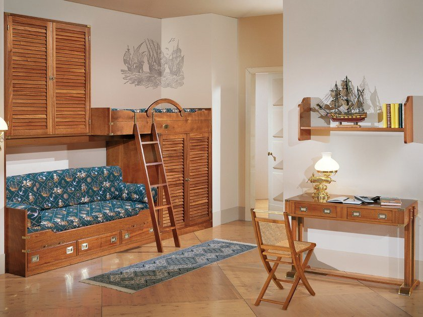 Bedroom set with bridge wardrobe 242 | Bedroom set with bridge wardrobe by Caroti