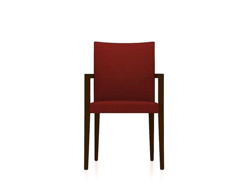 Waiting room chair with Armrests SPRING | Chair with armrests by Brunner