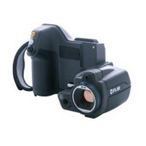 Measurement, control, thermographic and infrared instruments FLIR T400bx by FLIR Systems
