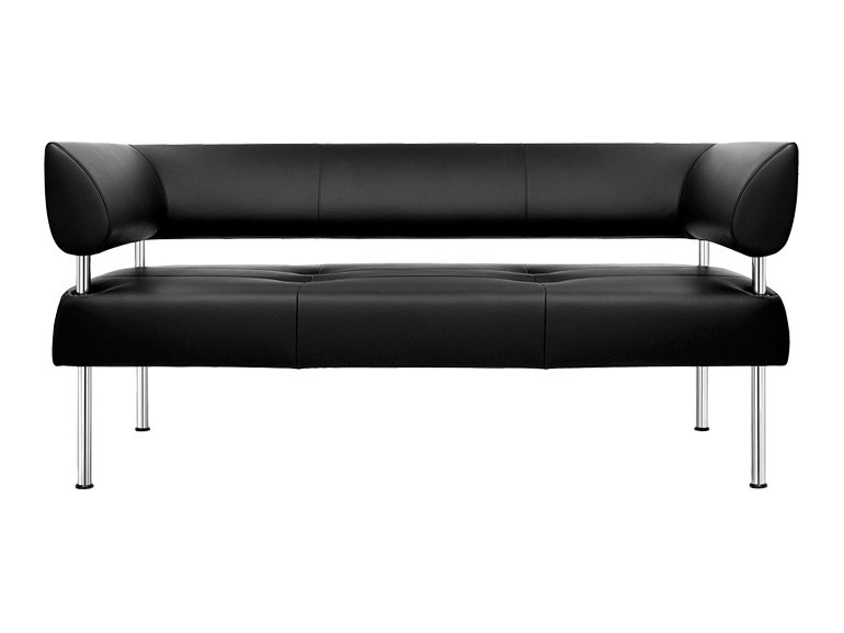 3 seater steel sofa BUSINESS CLASS | Sofa by SitLand
