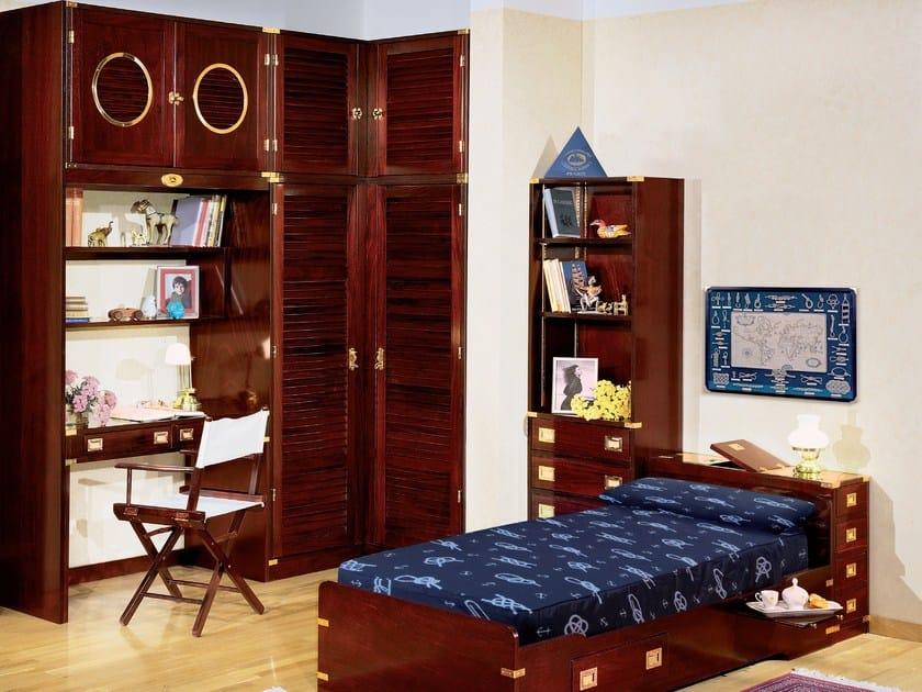 Wooden bedroom set 171 | Bedroom set by Caroti